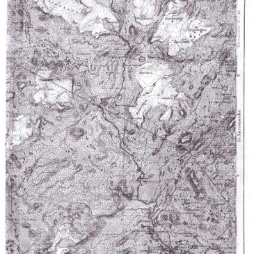 År 1939 Vägprojektering Övre Soppero